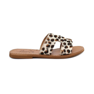 Slipper NEAR ART. 6067 CAVALLINO LEOPARDATO