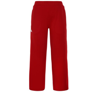 Pants Sport Trousers KAPPA Authentic Barsi Red-White