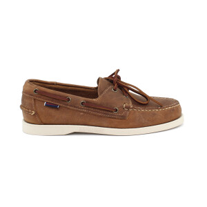 Mocassino SEBAGO DOCKSIDES PORTLAND CRAZY Brown Tan - 70015H0
