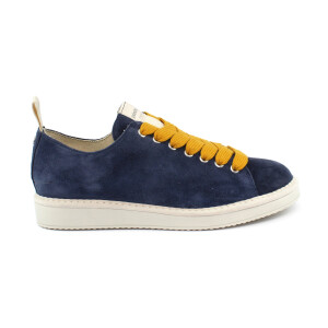 Sneaker PANCHIC P01 Denim/Yellow