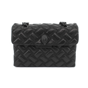 Borsa KURT GEIGER KENSINGTON DRENCH BLACK 7387500109