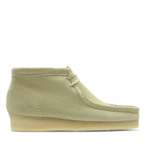 Scarpa CLARKS Wallabee Boot Maple Suede