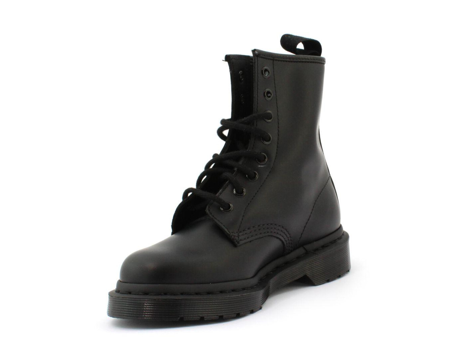 Anfibio Dr Martens 1460 MONO BLACK Smooth