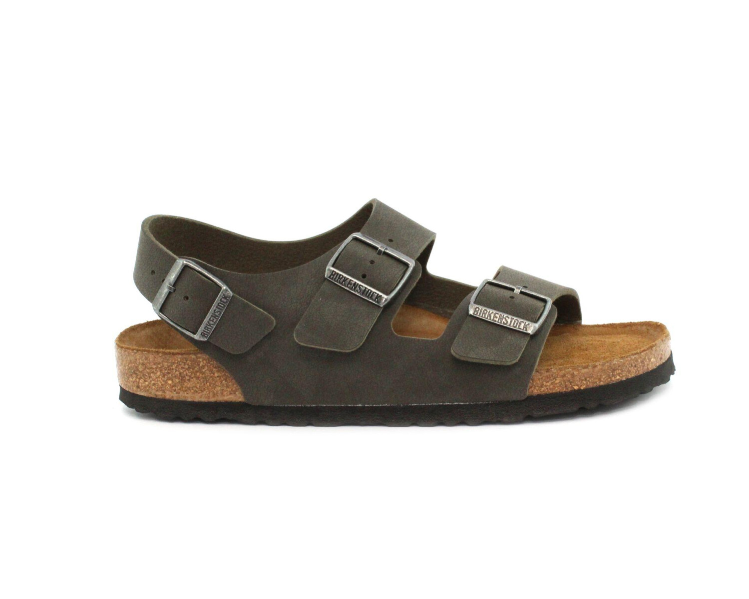 Sandalo BIRKENSTOCK Milano BS Brushed Emerald Green 0234253