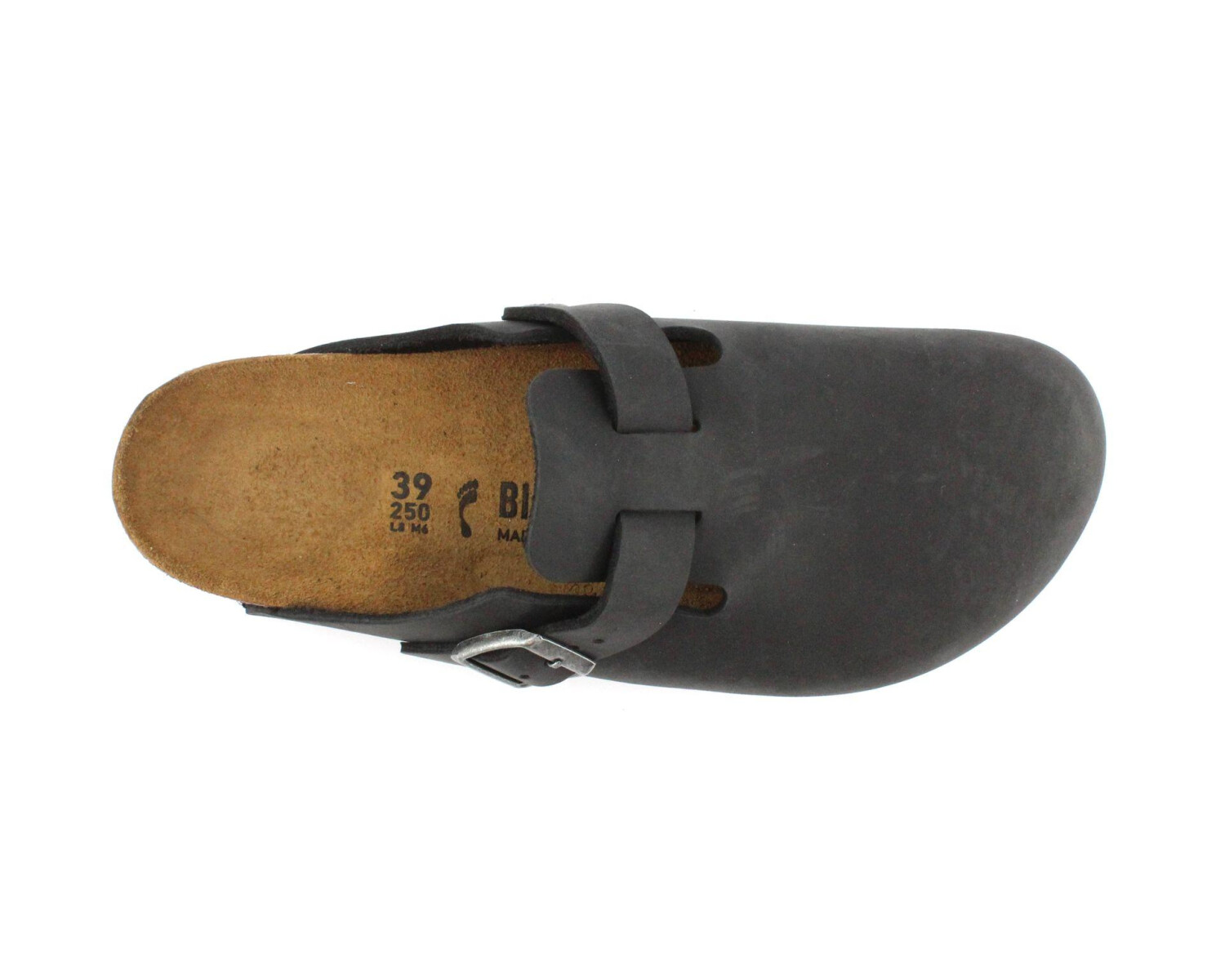 Slipper BIRKENSTOCK BOSTON BS Black 59463