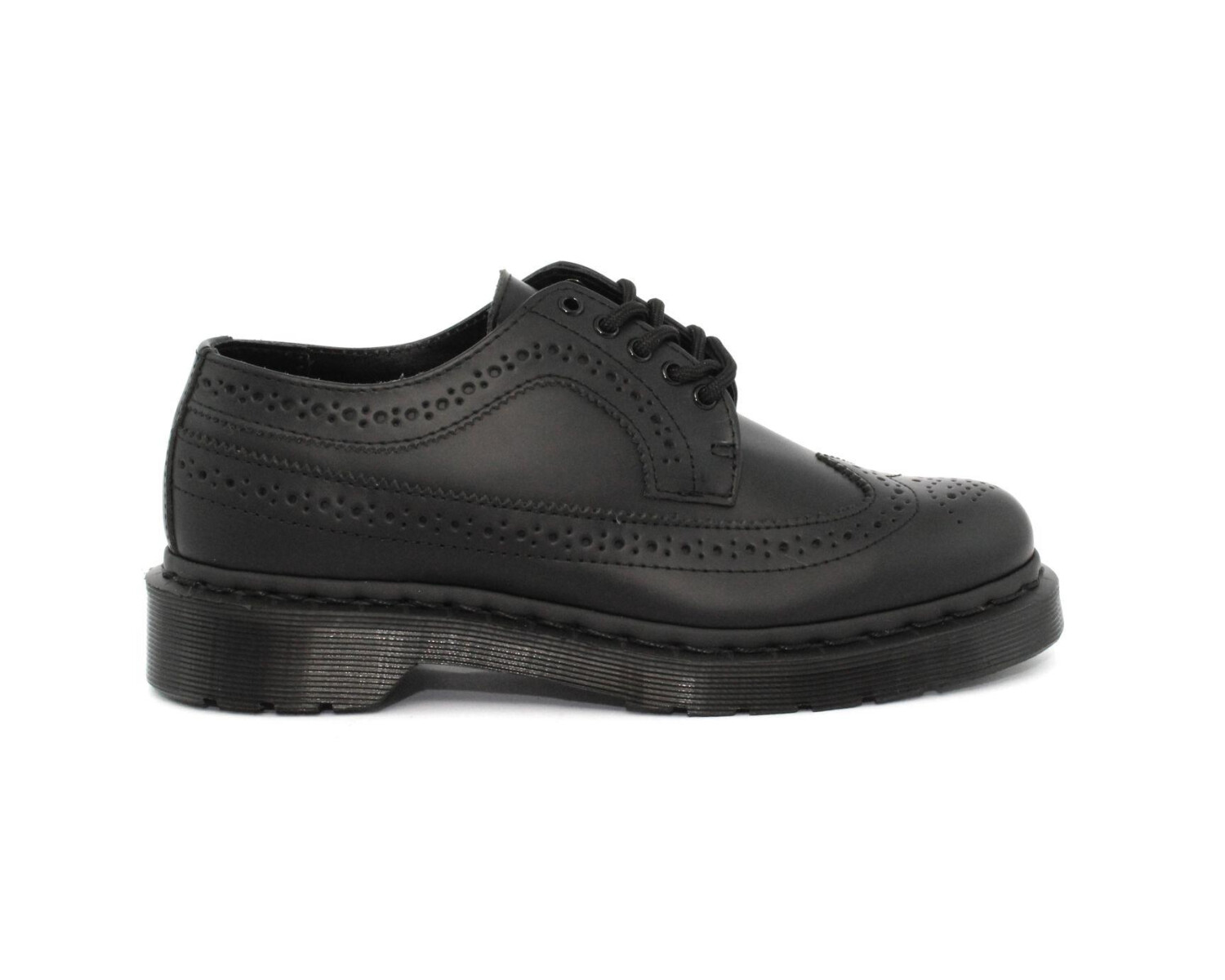 Stringata DR MARTENS 3989 Mono 22916001 Smooth Black