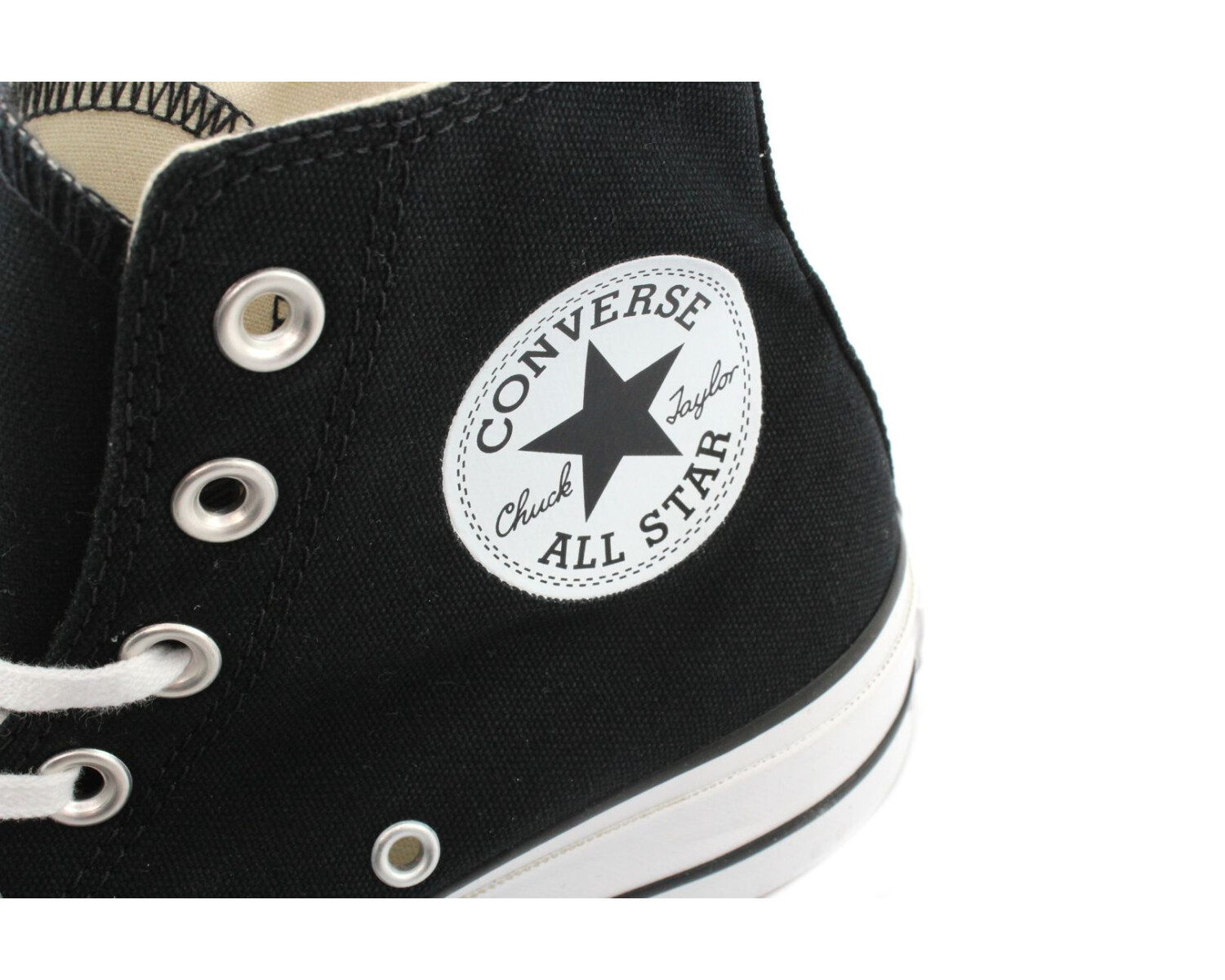 Sneaker CONVERSE CHUCK TAYLOR ALL STAR LIFT - H BLACK