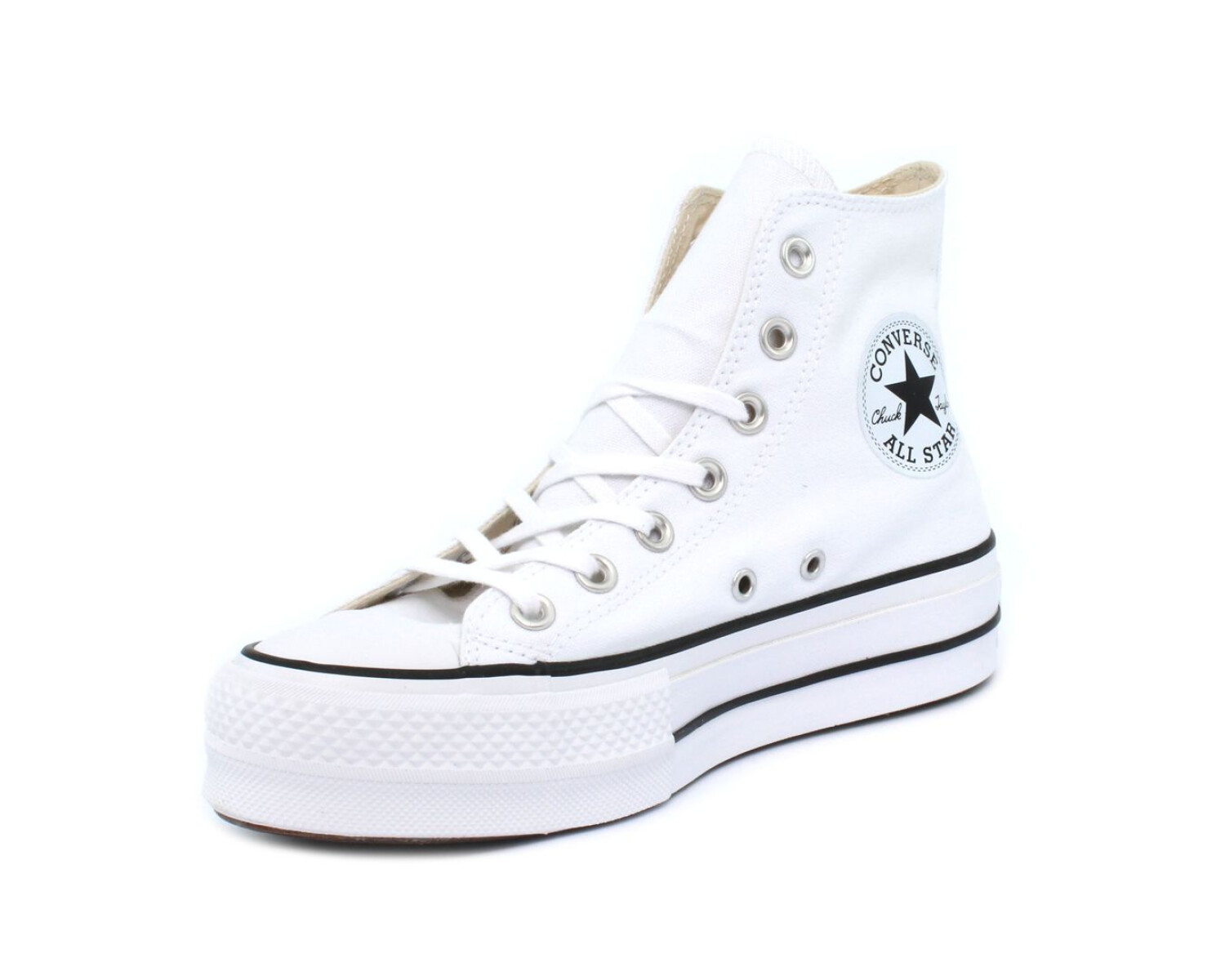 Sneaker CONVERSE CHUCK TAYLOR ALL STAR LIFT - H WHITE
