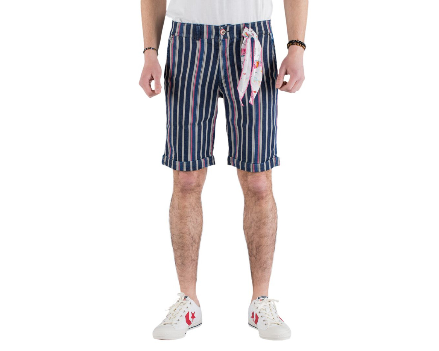 Bermuda BOB SHORT546 Fragola