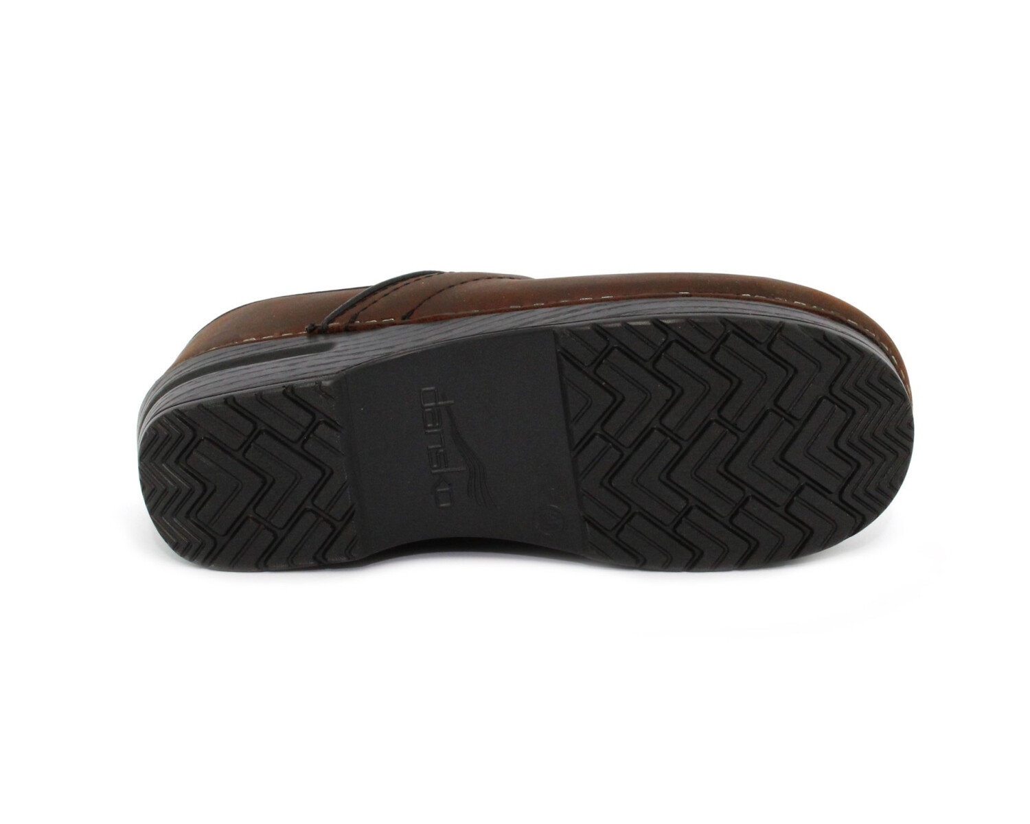 Zoccolo dansko Professional Antique Brown/Blk