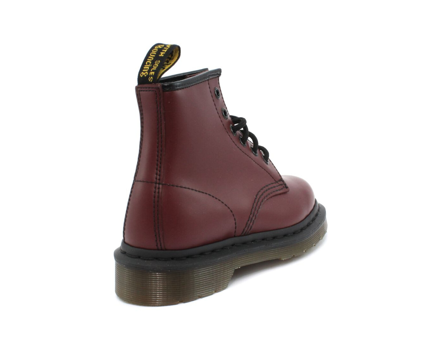 Anfibio DR MARTENS 101 SMOOTH CHERRY RED