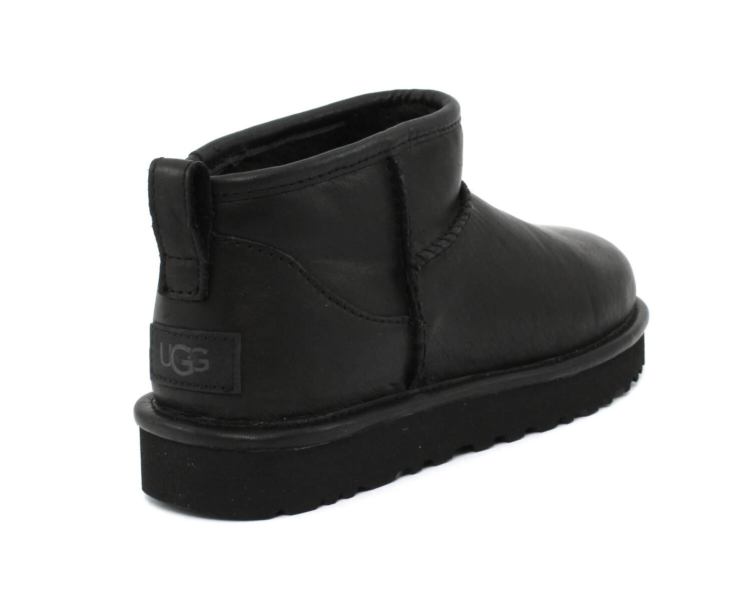 Stivaletto UGG W CLASSIC ULTRA MINI BLACK 1117534