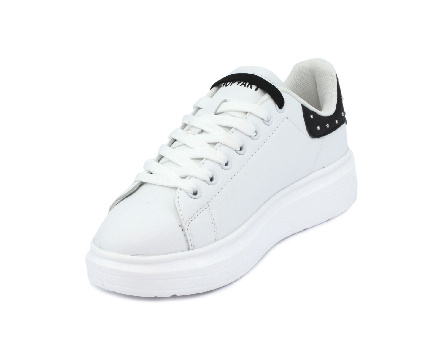 Sneaker SHOP ART 030002 WHITE/NERO