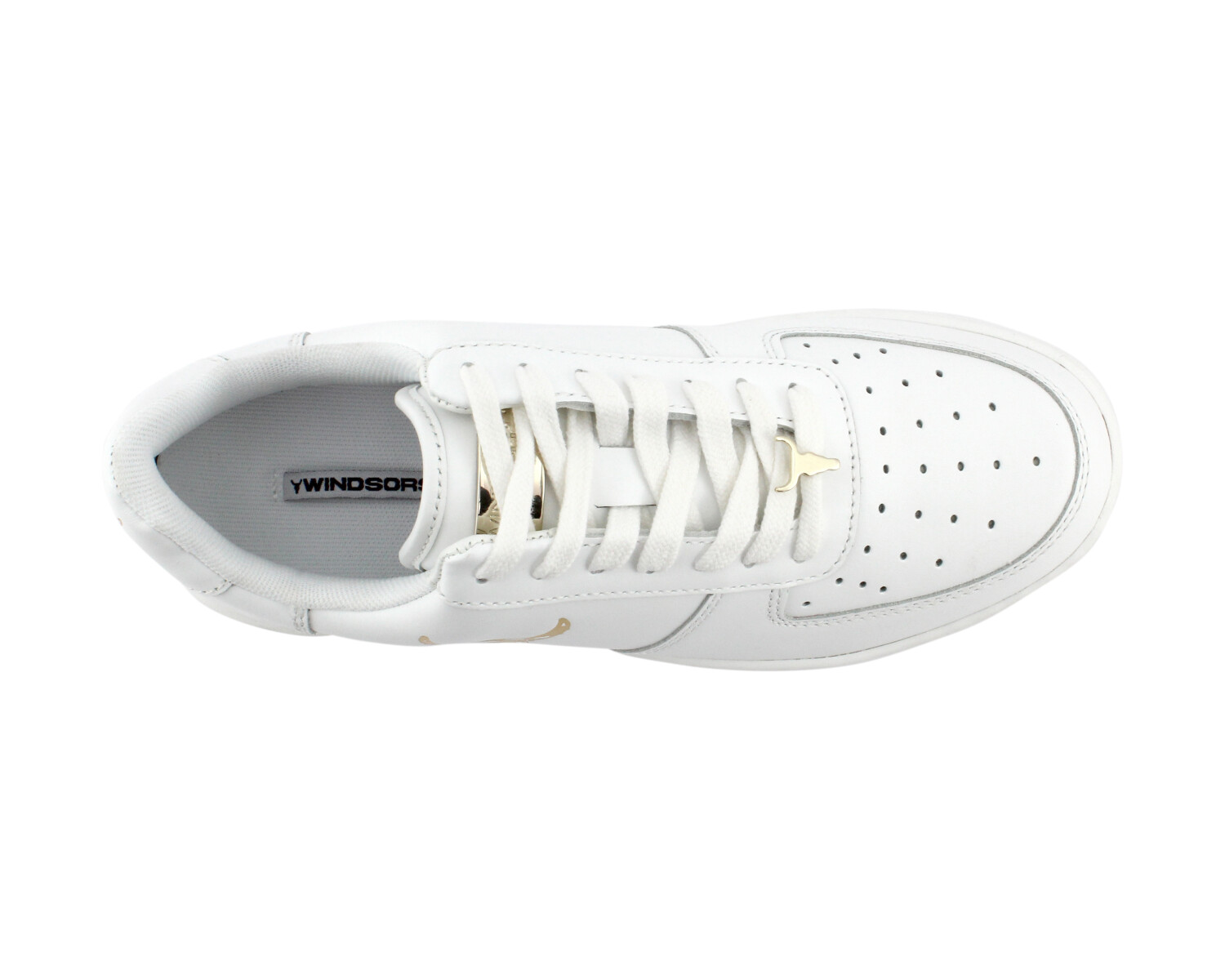 Sneaker WINDSORSMITH REMIX WHITE/GOLD