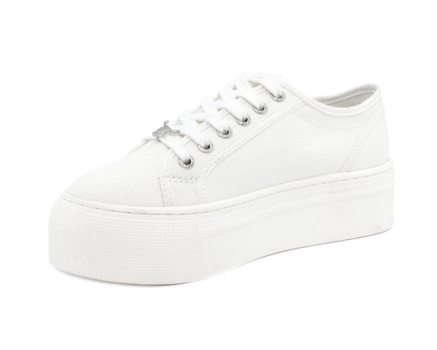 Sneaker WINDSORSMITH RUBY CANVAS WHITE